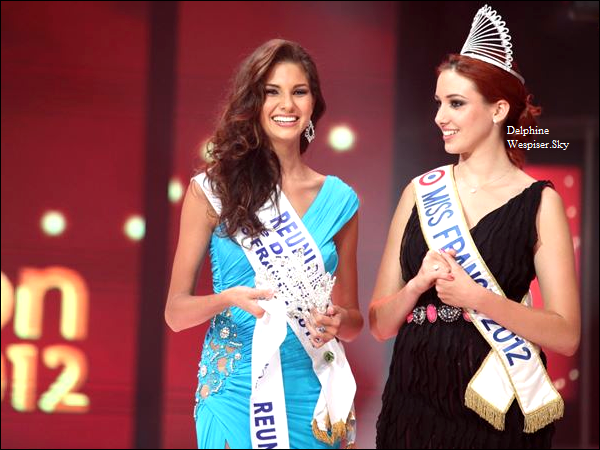 13/07/12 : Stéphanie Robert élue Miss Rénion 2012