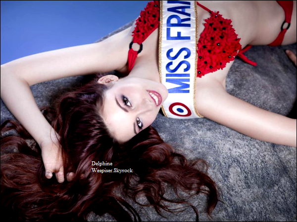 17/07/12 : Agenda de Delphine pour Miss Monde 2012