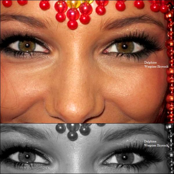 27/07/12 : Delphine pour Miss Monde 2012