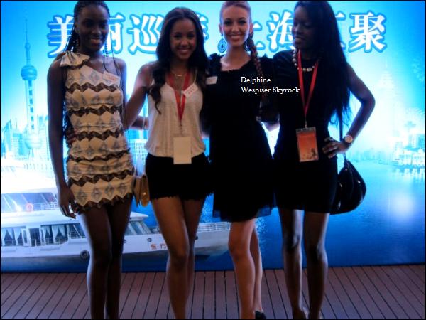 27/07/12 : Miss Monde 2012