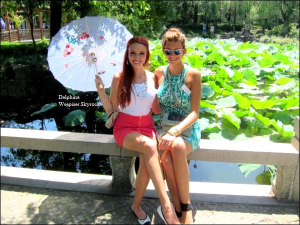 29/07/12 : Delphine en Chine