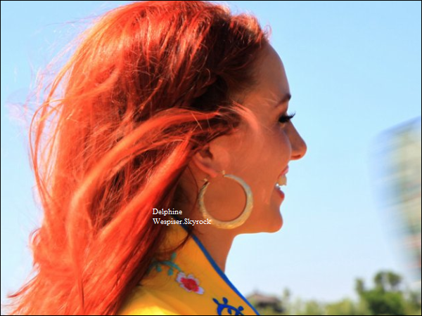 30/07/12 : Delphine Miss Monde