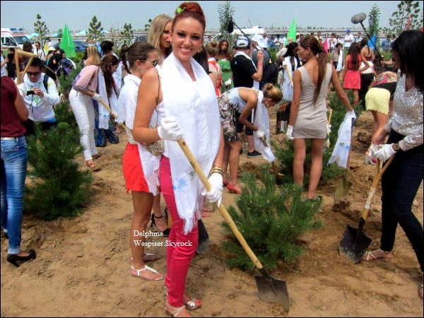 1 Août 2012 : Dîner de charité