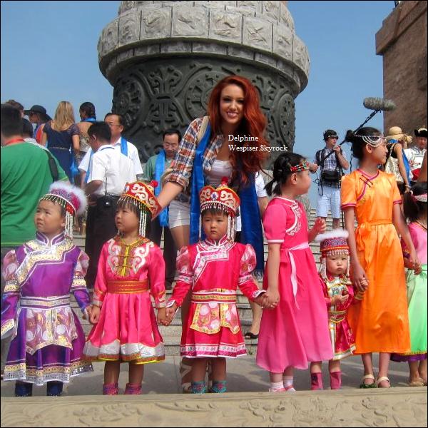 05/08/12 : Visite du Mausolée de Gengis Khan