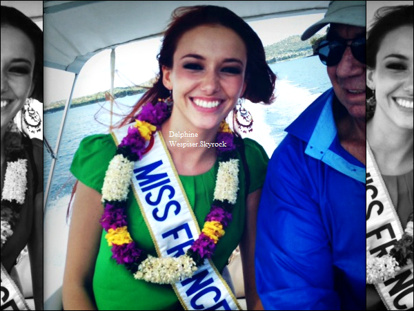 01/09/12 : Miss Mayotte
