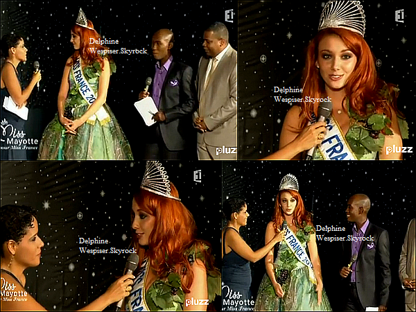 02/09/12 : Miss Mayotte 2012