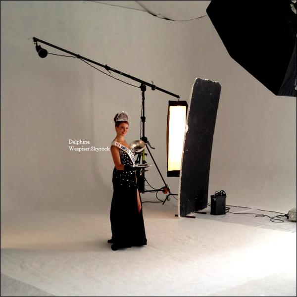 07/09/12 : Delphine pose pour Esthétic Center