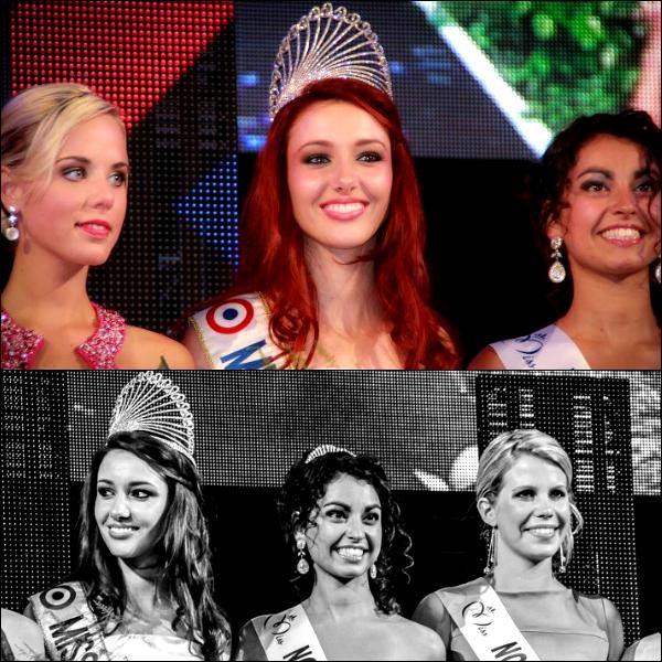 24/09/12 : Miss Normandie, Miss Poitou-Charentes et Auchan Blois Vineuil