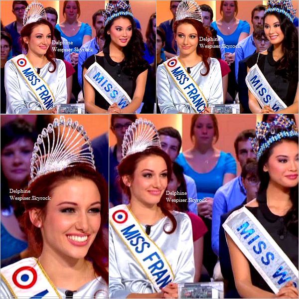 29/09/12 : Miss Bourgogne et Miss Nord-Pas-de-Calais 2012