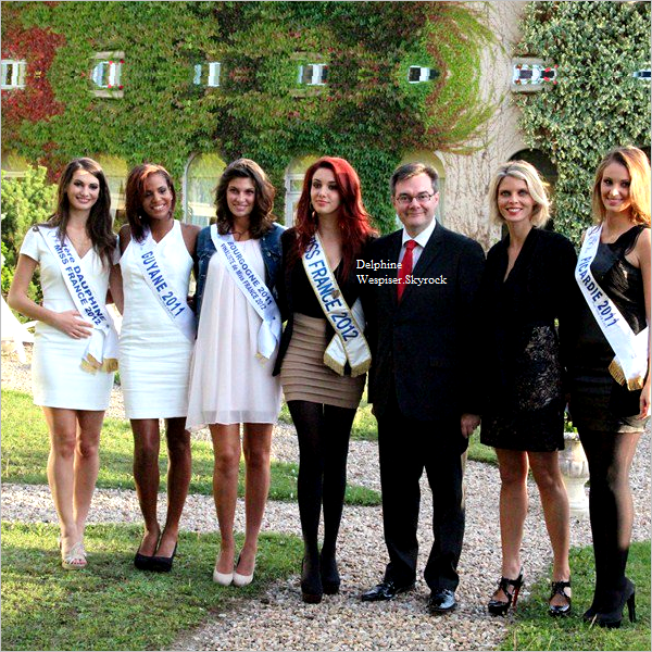 30/09/12 : Miss Bourgogne