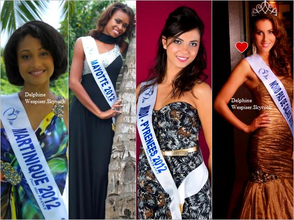 11/11/12 : En route pour Miss France 2013