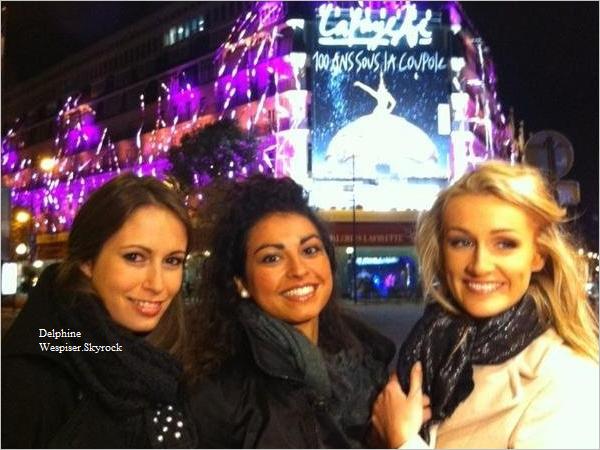 12/11/12 : Première sortie des Miss
