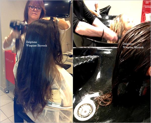 13/11/12 : Les 33 Miss chez le coiffeur