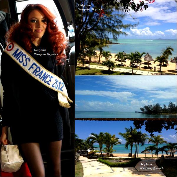 15/11/12 : Premier jour à l'Ile Maurice