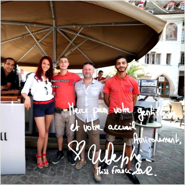 10/07/13 : Strasbourg - Meilleur Blog de l'Eté