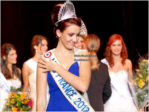 19/10/13 : Miss Loraine 2013 - Salon du Mariage