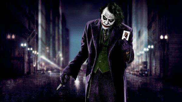 La Mort du meilleur joker!!!