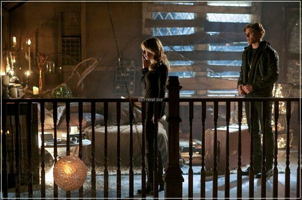 """Stills de l'episode 22 """"Family"""" de Secret Circle"""