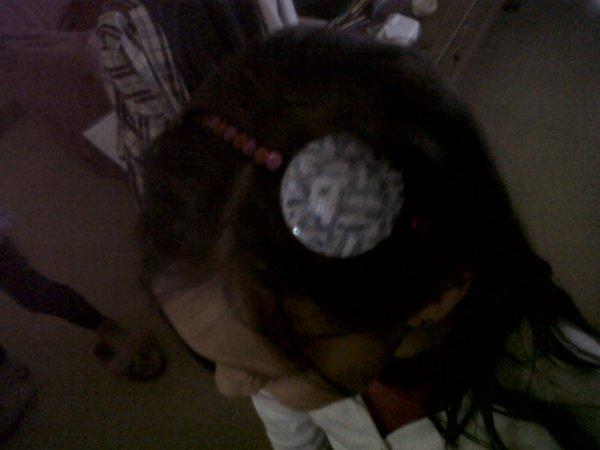 serre tête chapeau