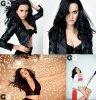 Katy pour GQ sur magazine