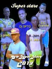 New Super Star.  En 2019, Son excellence Mr. Dossou Ferdinand Toboko (Dj SPTQ), Azangbè Jean Baptiste (Dongbédji), Vatè Gbènan Prudence (Dj Prudo) et Sessou Sèwanou Évariste son nommé les new super star au bénin. Ces super stars sont la meilleurs des super star de l'afrique précisement au bénin.  Voici la pétite photo de ses super star de l'afrique, bénin. #sptqdj #superstar
