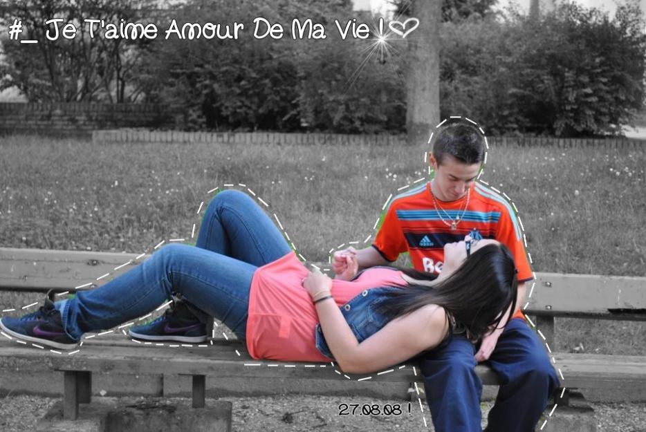 → Kevin Et Victorina Fleury ♥