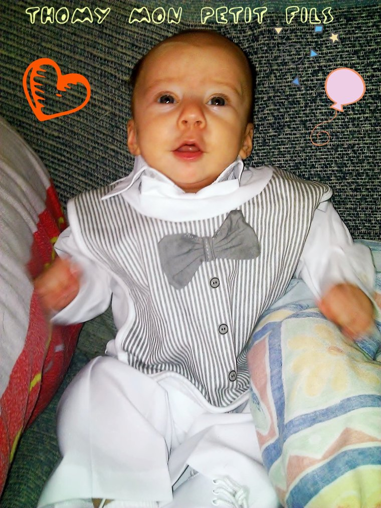 mon petite fils