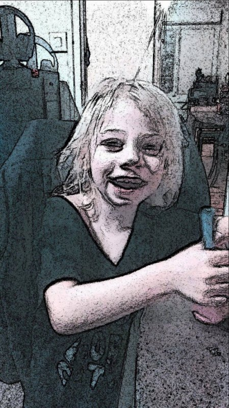 ma  petite fille kellay