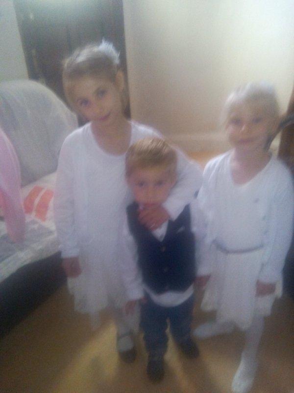 mes petite enfants