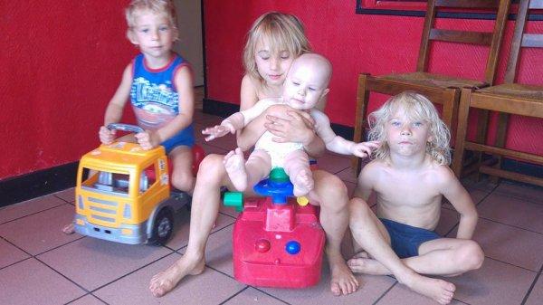 mes petites enfants