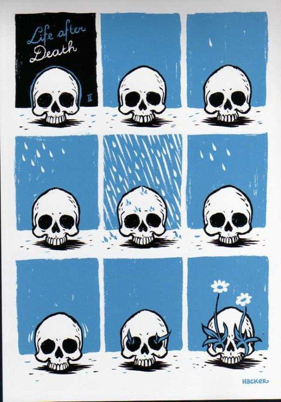 """"""" Y A T'IL UNE VIE APRES LA MORT?? """" - 1"""