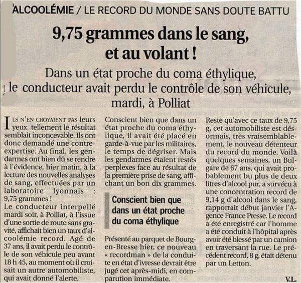 ON EN PARLE DANS LE JOURNAL LENORIEN!!!  :D