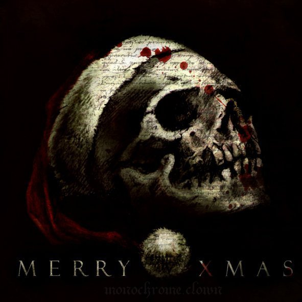 LENORE WISH YOU A MERRY SCARY LITTLE CRYPTMAS...