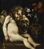 """Dans Le Cabinet Des Curiosités De Lenore: """"Cupidon Endormi"""""""