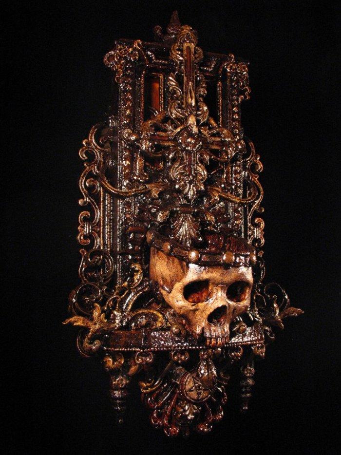 """Le Coup de Coeur Artistique du Moment: """" Les Sculptures de GOATUS"""""""