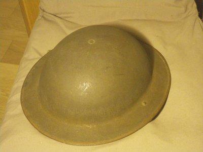 casque belge ww2