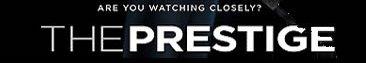 Film - Le Prestige