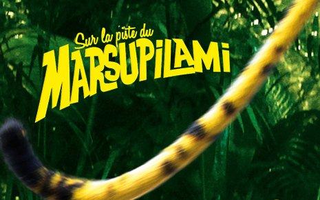 Film - Sur la Piste du Marsupilami