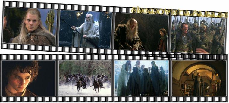 Film - Le Seigneur des Anneaux : la Communaute de l'Anneau