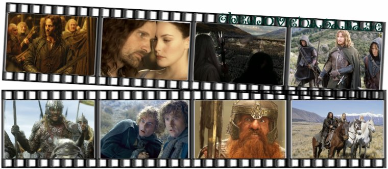 Film - Le Seigneur des Anneaux : les Deux Tours
