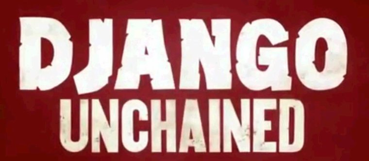 Film - Django Unchained