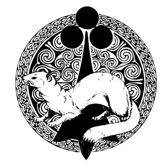 L'Hermine, l'emblème de la Bretagne