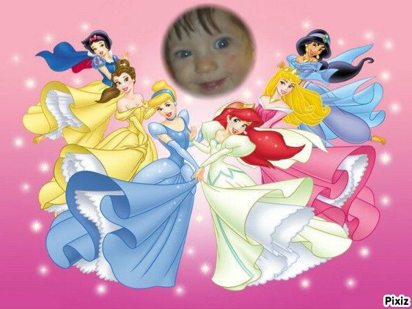 ma princesse parmi les autres <3