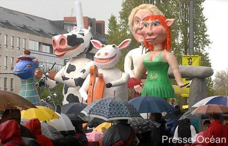 Carnaval de Nantes vu par une carnavalière