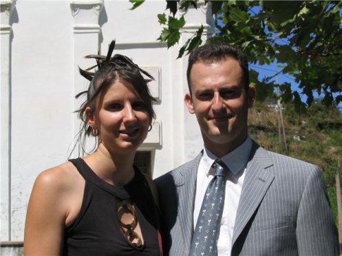 Katell et Sylvain