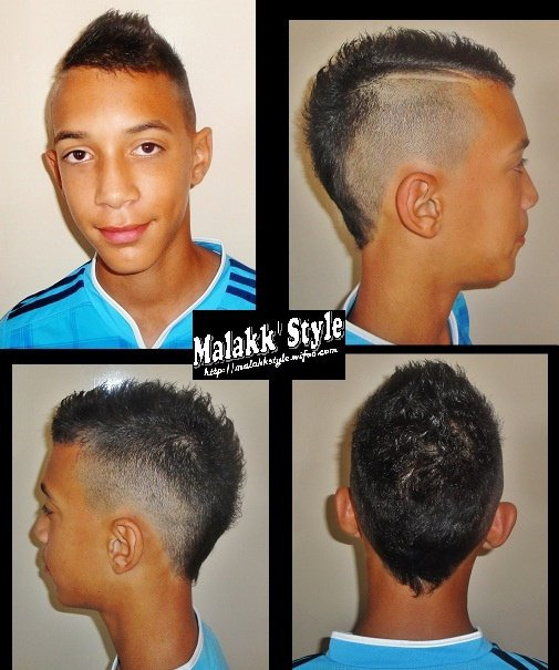 Coupe homme 0