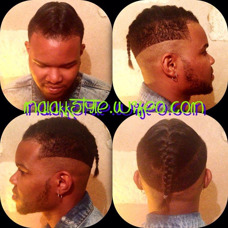 coupe tresse homme malakk 39 style hairstylist coiffeur multiethnique. Black Bedroom Furniture Sets. Home Design Ideas
