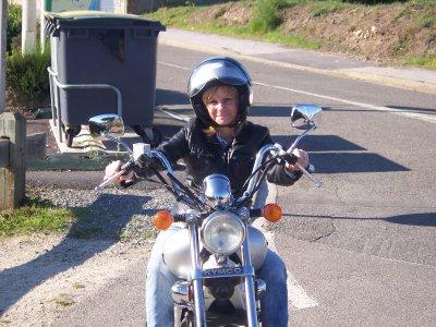 Trop bien les ballades en motos