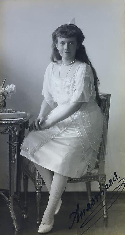 Le poème de Nikolaï Goumilev pour Anastasia