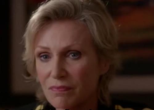 Glee Saison 5 Ep 7 - Puppet Master - Sue & Unique - La Féminité de Sue Sylvester
